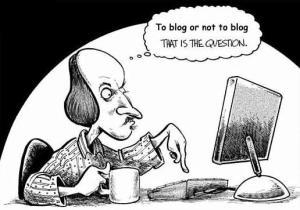Blogging Bard